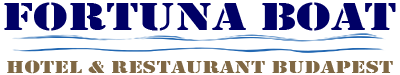 Fortuna Boat Hotel*** and Restaurant Budapest
